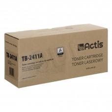 Toner ACTIS TB-2411A (zamiennik Brother TN-2411; Standard; 1 200 stron; czarny)